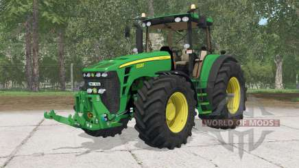 John Deere 8ろ30 для Farming Simulator 2015