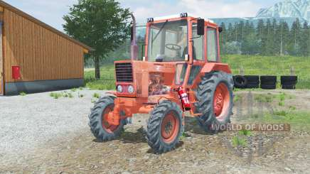 МТЗ-82 Беларуƈ для Farming Simulator 2013
