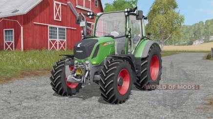 Fendt 300 Variɵ для Farming Simulator 2017