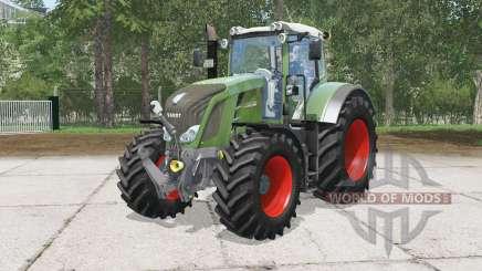 Fendt 828 Variɵ для Farming Simulator 2015