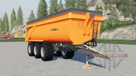 La Littorale C 320 для Farming Simulator 2017