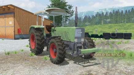 Fendt Favorit 4S для Farming Simulator 2013