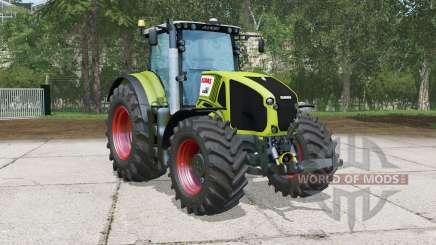 Claas Axion 9ⴝ0 для Farming Simulator 2015