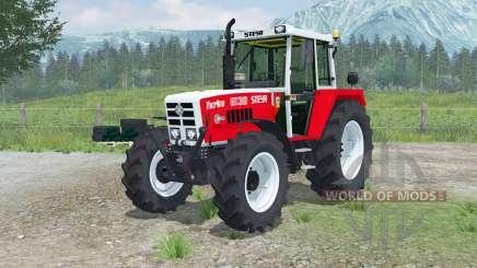 Steyr 8130A Turbꝍ для Farming Simulator 2013