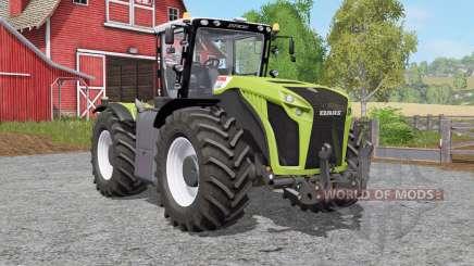 Claas Xerion 4000〡4500〡5000 Traƈ VC для Farming Simulator 2017