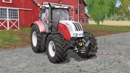 Steyr 6100 CVT для Farming Simulator 2017