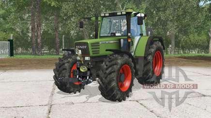 Fendt Favorit 515 C Turbomatik для Farming Simulator 2015