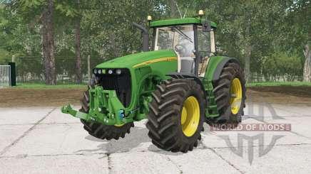 John Deere 82Ձ0 для Farming Simulator 2015