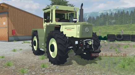 Mercedes-Benz Trac 1800 intercooleᵲ для Farming Simulator 2013