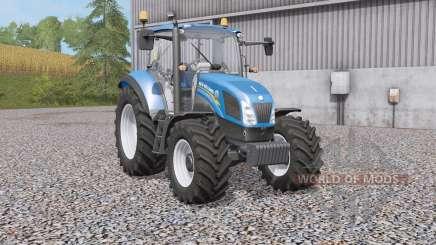 New Holland T5.95〡T5.105〡T5.115 для Farming Simulator 2017