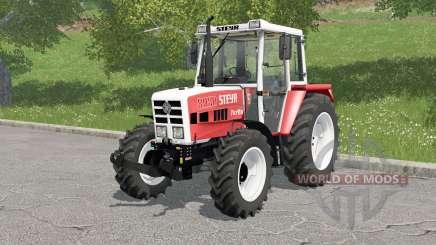Steyr 8080A Turbꝋ для Farming Simulator 2017