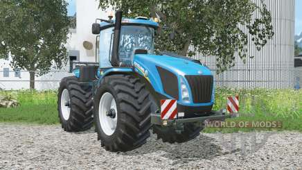 New Holland T9.ƽ65 для Farming Simulator 2015