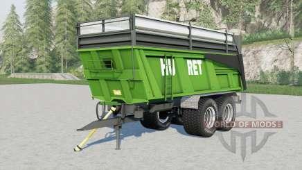 Huret 21T для Farming Simulator 2017