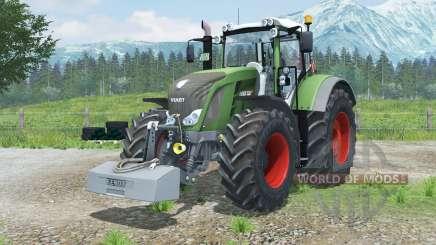 Fendt 828 Variƍ для Farming Simulator 2013
