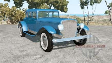 Classic Car v0.98 для BeamNG Drive