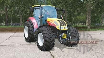 Steyr 4115 Mulᵵi для Farming Simulator 2015