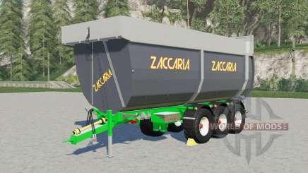Zaccaria ZAM 200 DP8 Super Pluʂ для Farming Simulator 2017