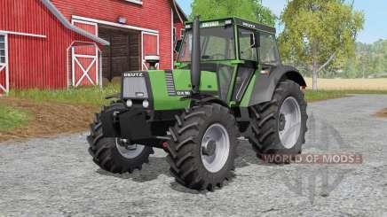 Deutz DX 90 для Farming Simulator 2017
