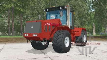 Кировец К-744Р1 для Farming Simulator 2015