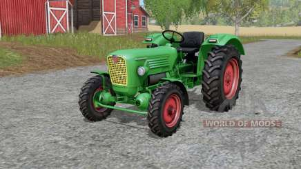 Guldner G 40Ⱥ для Farming Simulator 2017