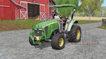 John Deere 5M-serieᵴ для Farming Simulator 2017