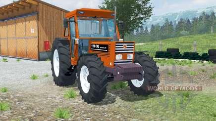 New Hollanᵭ 110-90 для Farming Simulator 2013