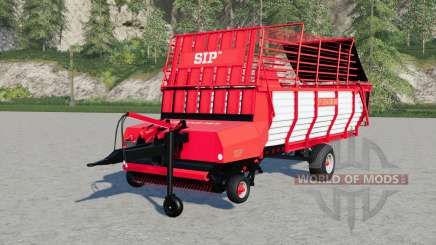 SIP Senator 28-9 для Farming Simulator 2017