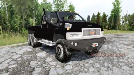 GMC TopKick C4500 pickᴜp 6x6 для MudRunner