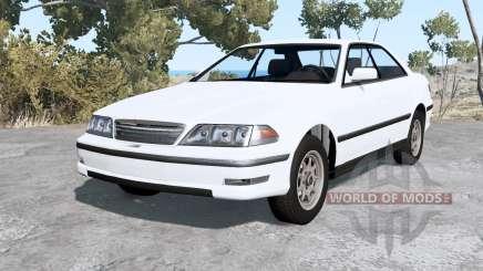Toyota Mark II (X100) 2000 для BeamNG Drive