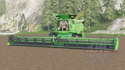John Deere S700-serieꞩ для Farming Simulator 2017