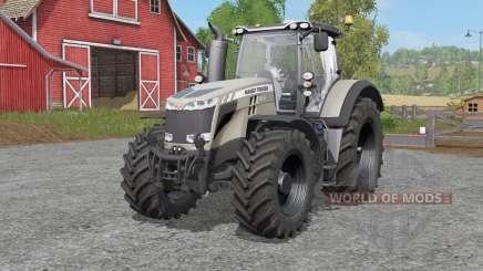 Massey Ferguson 8700-serieѕ для Farming Simulator 2017