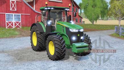 John Deere 7R-serieѕ для Farming Simulator 2017