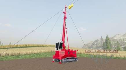 Madill 172B для Farming Simulator 2017