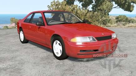 Ibishu Miramar 1994 v2.0 для BeamNG Drive