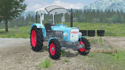 Eicher 3010 Konigstiger для Farming Simulator 2013