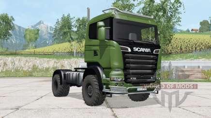 Scania R730 Streamline Agro для Farming Simulator 2015