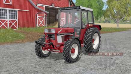 International 64ꝝ для Farming Simulator 2017