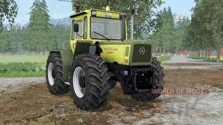 Mercedes-Benz Trac 1800 intercooleɾ для Farming Simulator 2015