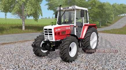 Steyr 8000A Turbo для Farming Simulator 2017