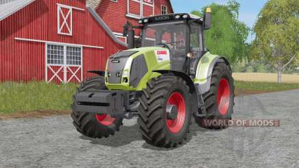 Claas Axioɳ 800 для Farming Simulator 2017