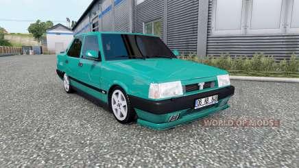 Tofas Dogan SLX для Euro Truck Simulator 2