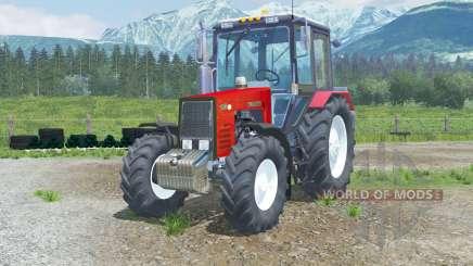 МТЗ-1025 Беларуꞔ для Farming Simulator 2013