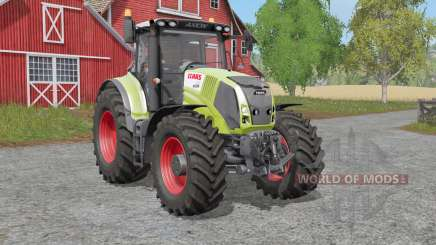 Claas Axion 810〡830〡8ƽ0 для Farming Simulator 2017