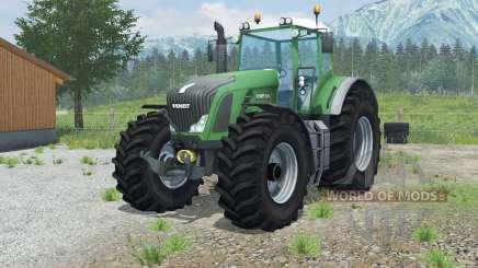 Fendt 936 Variꙫ для Farming Simulator 2013