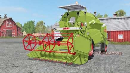 Claas Mercatoᵲ 60 для Farming Simulator 2017