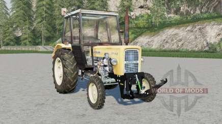 Urѕus C-360 для Farming Simulator 2017
