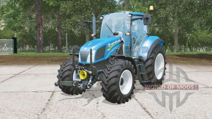 New Holland T5-serieᵴ для Farming Simulator 2015