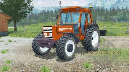 New Hollanɗ 110-90 для Farming Simulator 2013