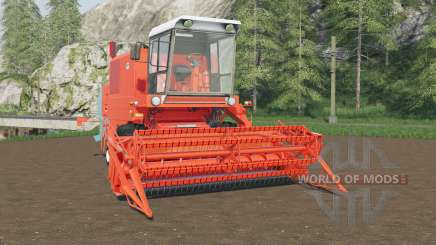 Bizon Supeꝵ Z056 для Farming Simulator 2017