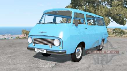Skoda 1203 (997) 1968 для BeamNG Drive